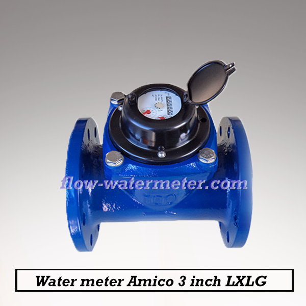 water meter amico 3 inch (DN80)