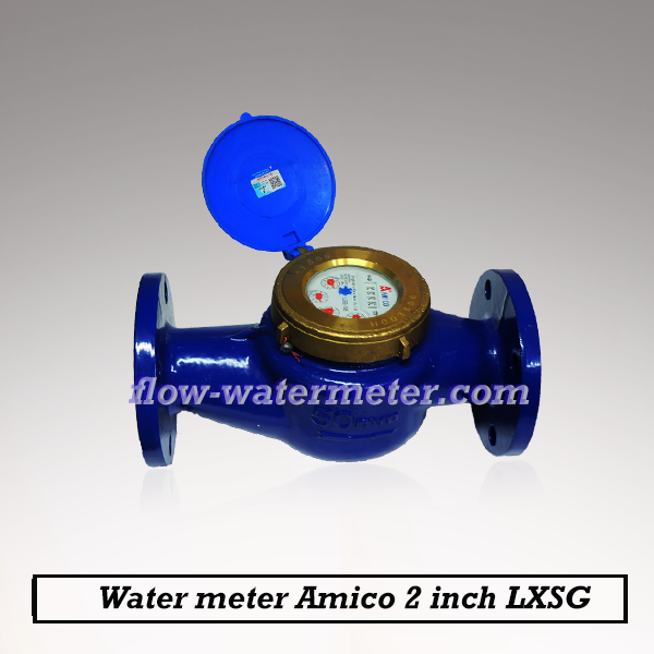 Distributor Water meter amico | Water meter | Amico 2 inch