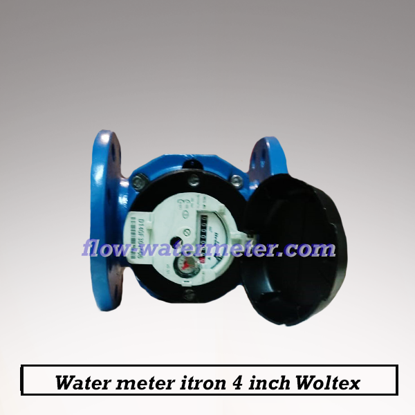 Water meter Itron 2 1/2 Inch