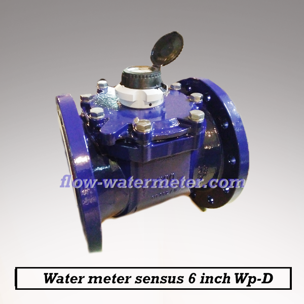 Water meter Sensus Wp-dynamic