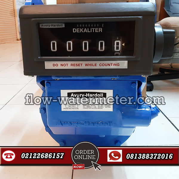 flow meter avery hardoll BM950 Single Capsule