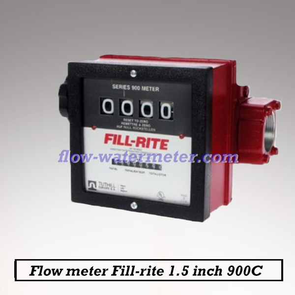 Flow meter Fill Rite Model: 901CL1.5