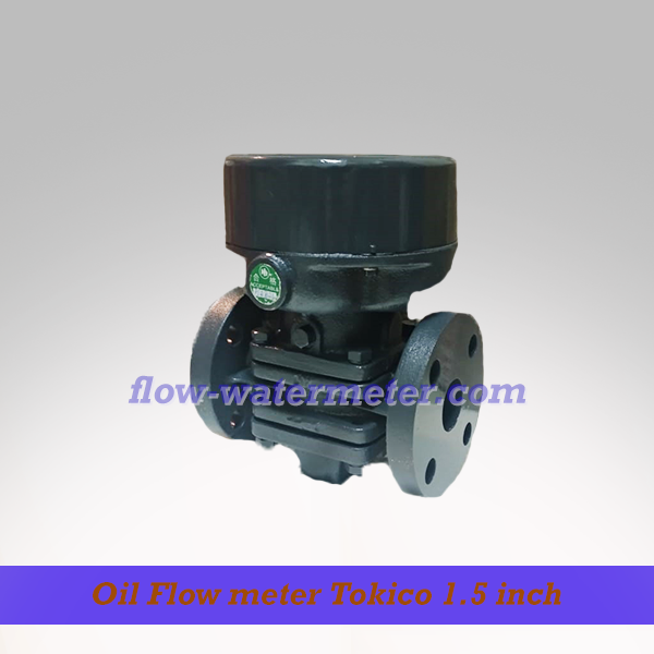Flow meter Tokico 1.5″/40mm
