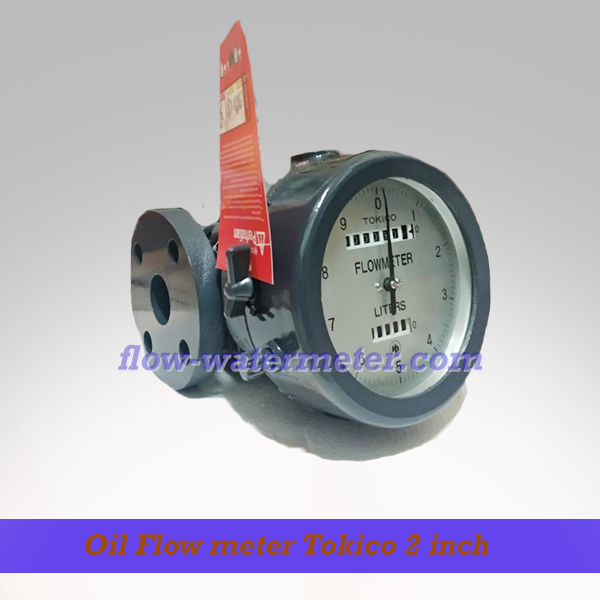 Flow meter tokico 2 inch/50mm