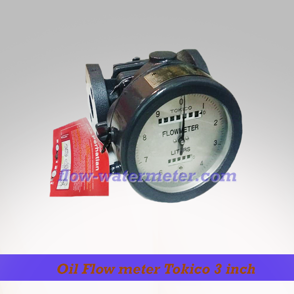 Flow meter Tokico 3 inch/80mm
