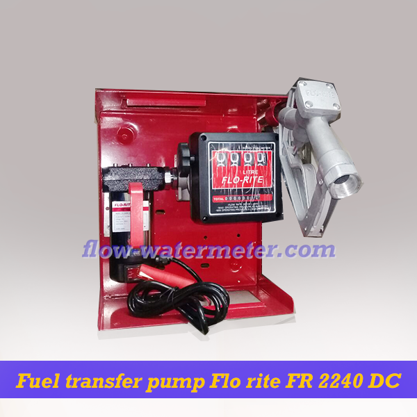 FUEL TRANSFER PUMP FLO RITE FR – 2440 DC/K