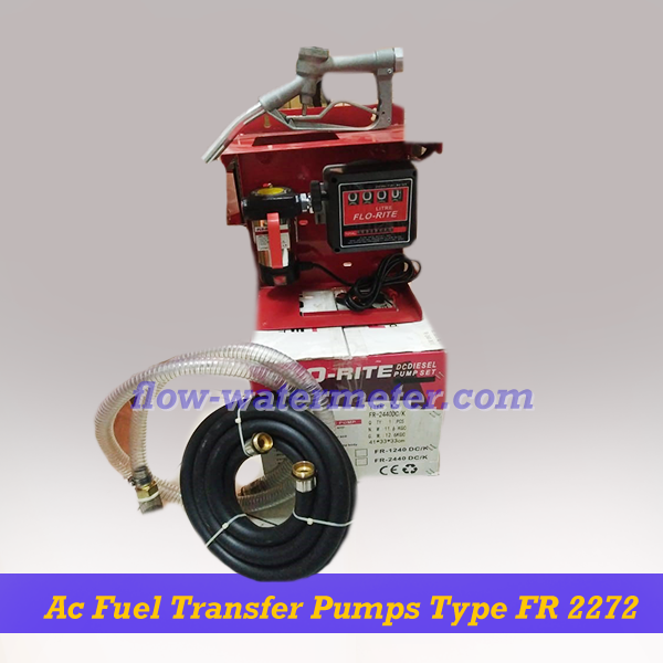 Fuel Transfer Pump Flo-Rite Model FR 2260 AC/K
