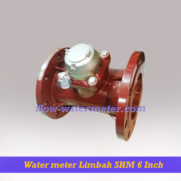 Distributor Water meter air kotor
