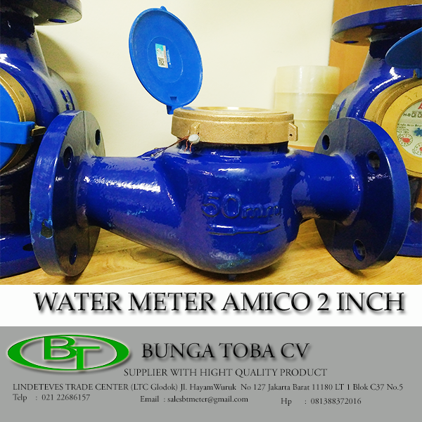 WATER METER AMICO LXSG-50E/2INCH