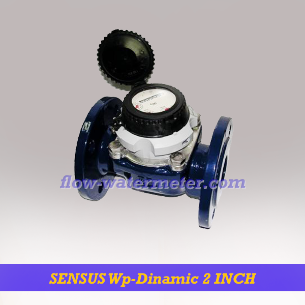 WATER METER SENSUS WP DYNAMIC 2 INCH