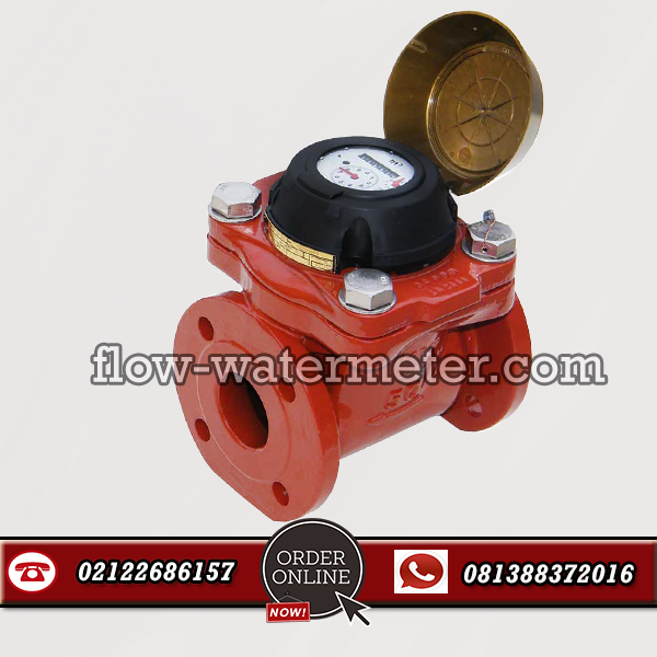 HOT WATER METER SENSUS 130 DERAJAT