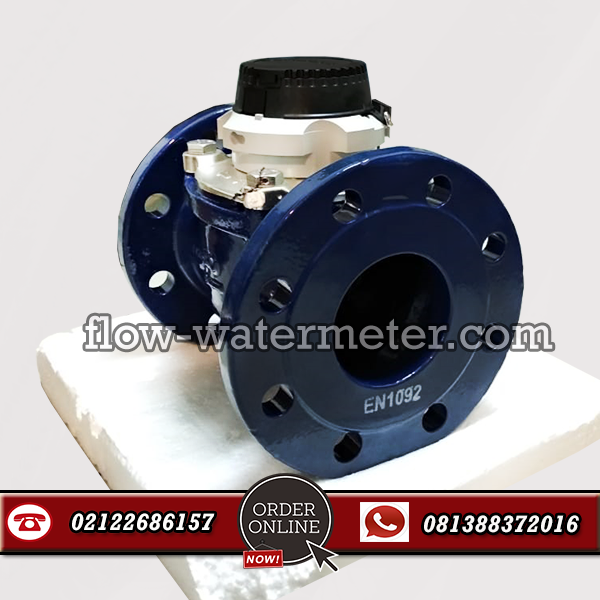JUAL WATER METER SENSUS 3″ WP DYNAMIC