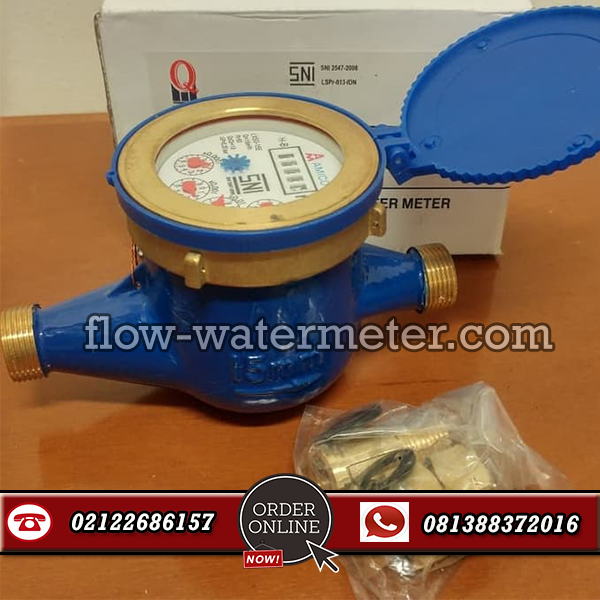 AMICO 1 INCH. DISTRIBUTOR AMICO  WATER METER