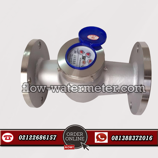 SHM Water meter 2 inch stainless steel 316