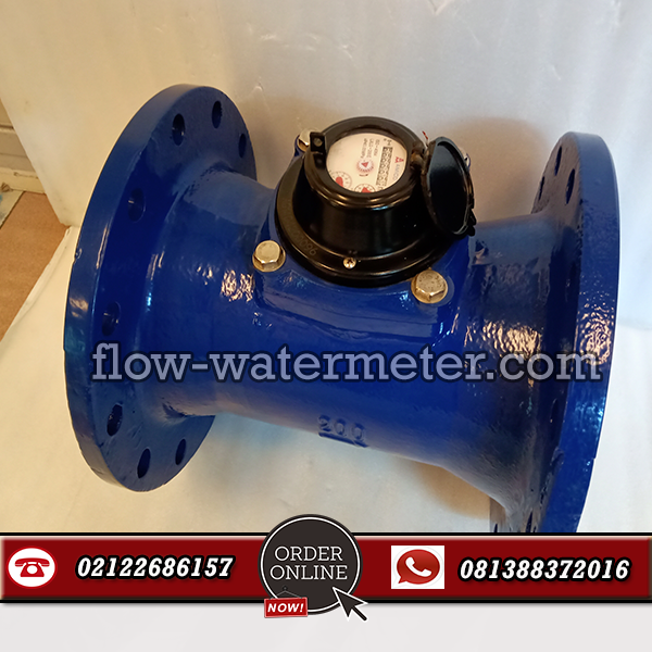 FLOW METER AMICO 8 INCH